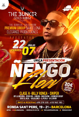Ñengo FLow The Bunker