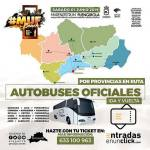 Ruta Autobuses Andalucía