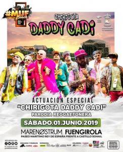 chirigota Daddy Cadi