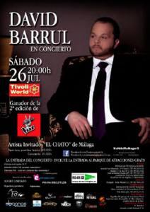 David Barrul Concierto