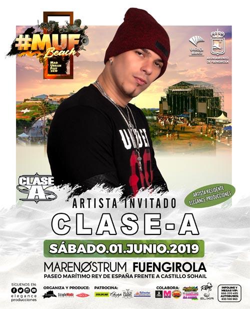 Clase A MUF2k19