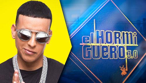 hormiguero Daddy Yankee