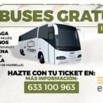 Autobuses Gratuitos al MUF2k19