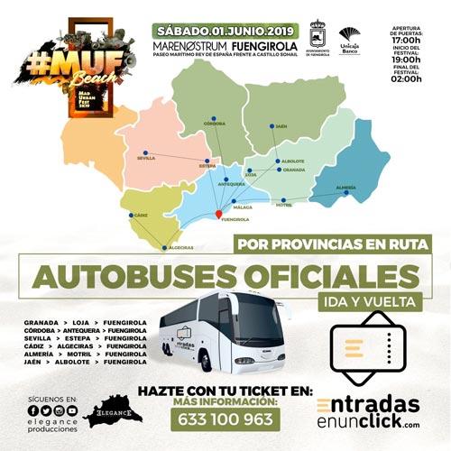 autobuses Oficiales