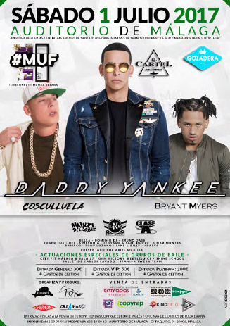 Cartel Mad Urban Fest 2017