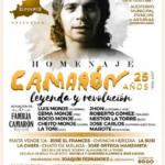 Homenaje Camarón 25 Años