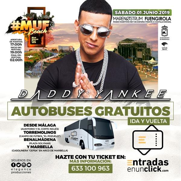 MUF2K19 Cartel Autobuses Gratuitos