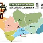 autobuses Mapa Andalucía