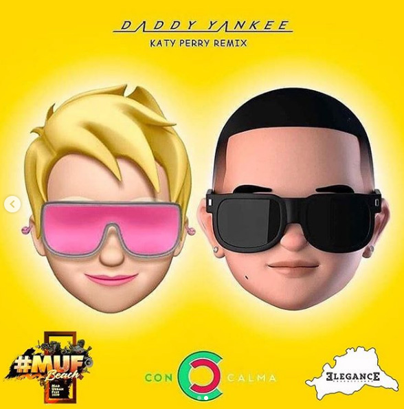 daddy Yankee Katy Perry