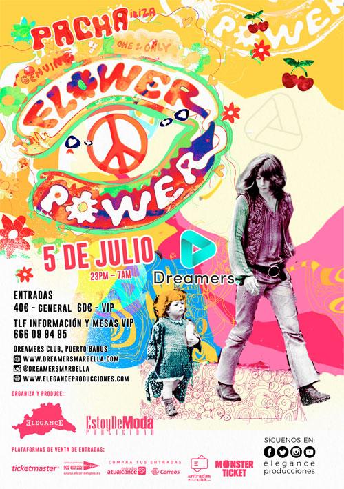 Pacha Flower Power Dreamers