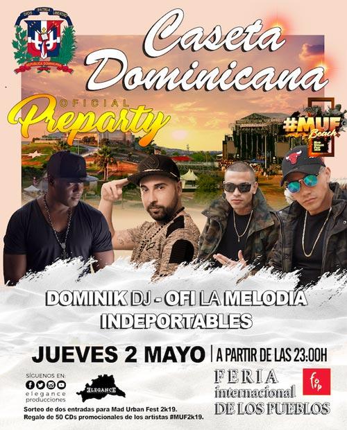 preparty MUF2019 2Mayo Ferias Pueblos