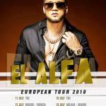 gira El Alfa Europa